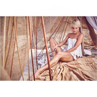 photography boho beach model summer capetown fashion beauty
