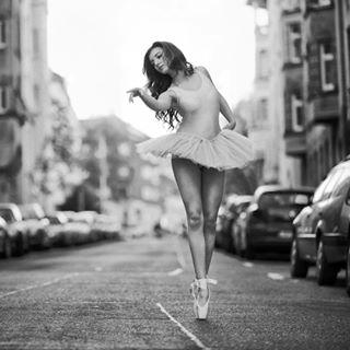 tutu streets streetballet sensual grace dance bnw blackandwhite beauty ballerina