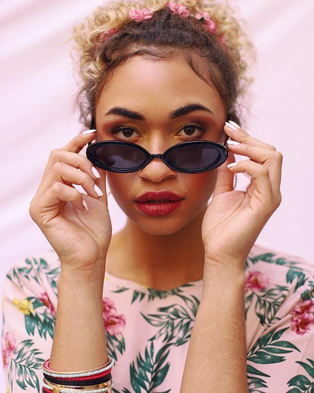 highfashion asosfashionlovers asos pink asosfashion sunglasses fashionshoot