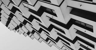 arhitecture vsco vscoeurope white monochrome riga blackandwhite black vscocam cement radisson geometry bw latvia mono city brutalism minimalism