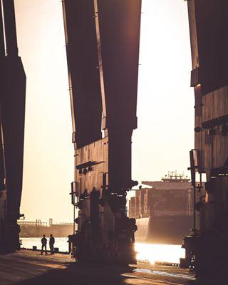 containerhamburg sunsetlovers containership igmeethh55