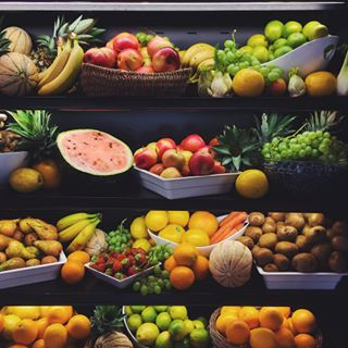 apple banana carrots diet fruit grape grapefruit health healthyfood healthylifestyle holiday kiwi lemon lime melon orange passion pear pineapple shotoniphone strawberry summer taste vitamins