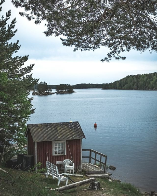 cloudy explore relax visitsweden trip nature discover water travel scandiniavia jacht camping weekendescape wekend sweden