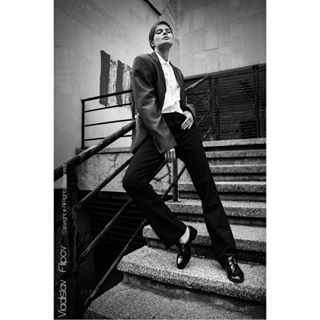suite photography photoshoots filipovphotography magazine fashion stairs editorial cover modeling style men