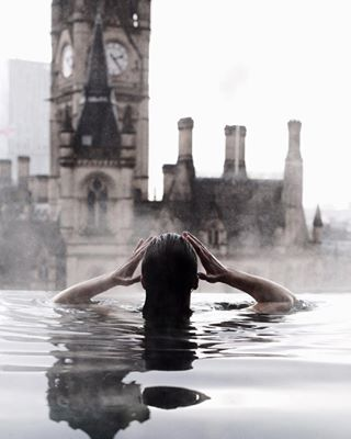 spapool kingstreettownhouse boutiquehotel luxuryhotel theeclecticway cocoduffield manchester