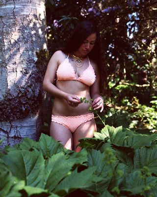photoshooting heartacheparadise instagood leaves photography photooftheday forest goddess switzerland longhair beauty tree spring color ootd nature photographer swimwear fashion