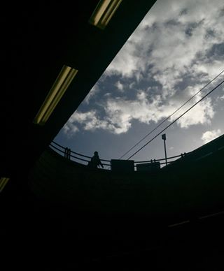 welovebrussels clouds bruxellesmabelle brussels contrast phonepic sky underground streetphotography metrostation liveupload