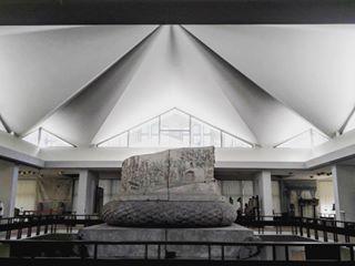 arhitecture blackandwhite centreofthemuseum columoftrajan dacianhistory exhibition historymuseumbucharest perspective romanempire vs