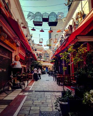 arhitecture cozycorner detaillover greekcity smallstreets somewhereonthemap summertime thessaloniki warmcolors