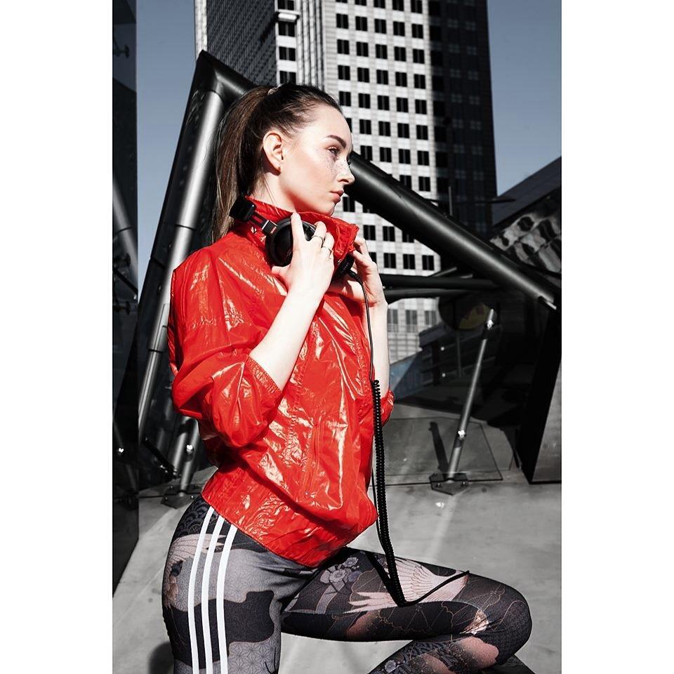 swag editorial fitwomen sportwomen ukrainianmodel model urban sportfashion warsaw poland fitness addidas willjapsphotographer