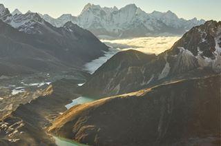 bdteam beautiful gokyo gokyolakes gokyori lake landscape mountains nepal photography summit travelgram travelling trek