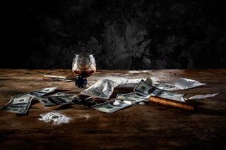 zippo money cigarette justgoshoot flour cigar photography whiskey studiolighting studiolife dollars visualsoflife drugs satkusart studiophotography studio exploretocreate