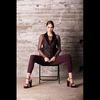 fotografm mariaimizcoz frank_luebke_photography shooting photography fashionshooting lookoftheday editorial fashion kampagne lookbook ladiesvests aymusefashion aymuse