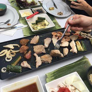 foodoftheday blog japan foodprep cuisine jepang foodporn foodgasm teppanyaki progress foodism foodlover japonaise like4like japanesestyle foodie