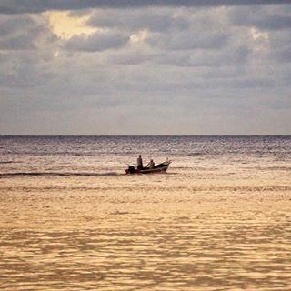 aguadilla crashboatbeach fisherman placespr puertorico sonya6000 sonyalpha sunset