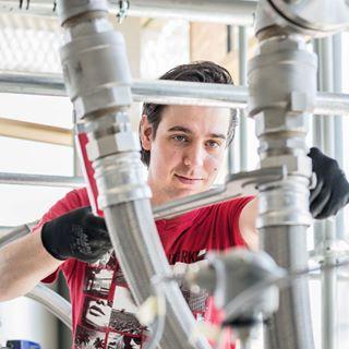 imagefotos drohne brachtfotografie studentenleben hochschuleniederrhein reportagefotografie drohnenforschung forschung robotics
