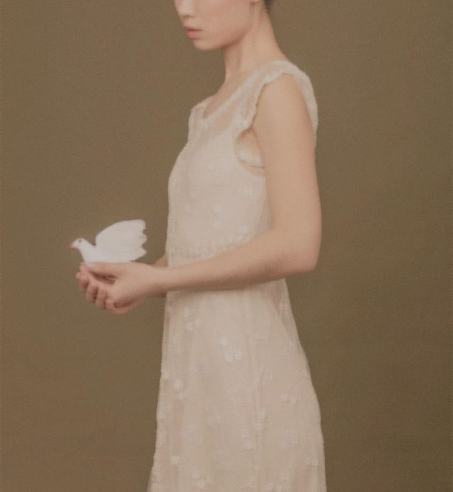 ethereal dream editorial soft photography dreamy artsy innocence dove fineart