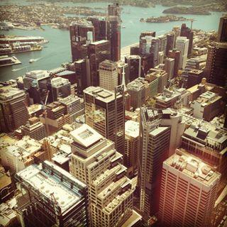 australia citylife cityofglass downtown moderndaynomad nsw ontour skyscraper sydney sydneytower travel urbanlife wanderlust