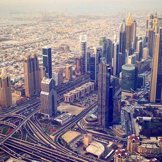 burjkhalifa cityscape dubai exploretheworld ig_masters moderndaynomad skyscrapers travelingtheworld travelphotography uae wanderlust