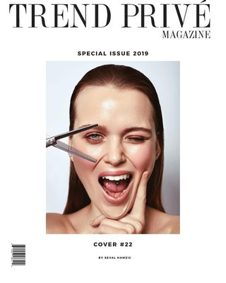 beautyeditorial beauty magazine special
