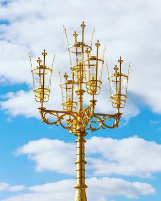 study university ethzürich laterne sky lamp gold