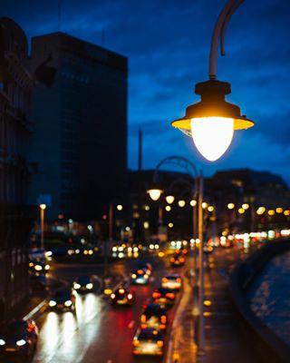 7artisans cars city documenting lantern leica liege life mycity night streetphotography traffic