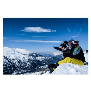 france mountains boys snowboarding traveler perfect sky photo sport alpes fujifilm travel photography