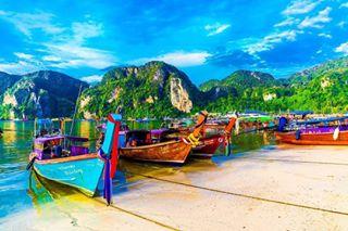 travelthailand phiphiisland