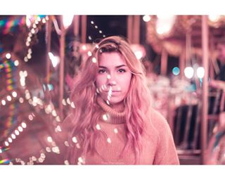 woelfel color brandonwoelfel toulouse france brandon inspiration nuit happiness photographe joy photo light oldschool prism happy school bonheur caroussel old inspired bokeh colorful portrait glitch night