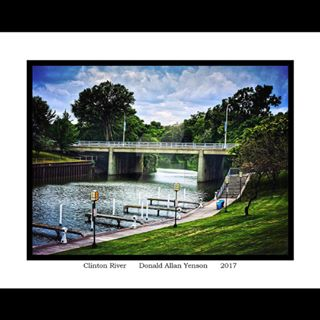 printsforsale rivers bridge art mtclemens prints detroitartist digitalpainting macombcounty puremichigan mountclemens artprize michiganartist