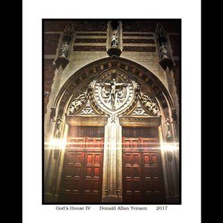holyplace michiganartist puremichigan hamtramck michigan art religion doorway church detroitartist digitalpainting detroit prints christian artprize