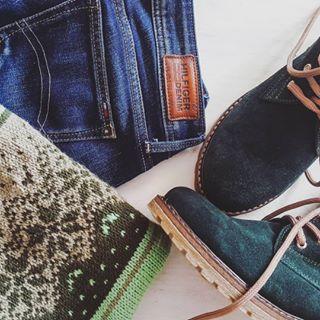 spring greenshoes knitting какоевсезеленое gump hilfiger shoes👠 denim green
