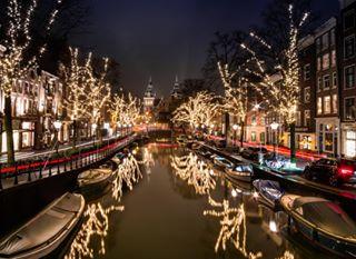 longexposure amsterdam lights lighttrails festival netherlands