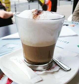 cafedeluna capuccino_lovers cityoflove drinks france happy husband love lunch mondays montmartre paris