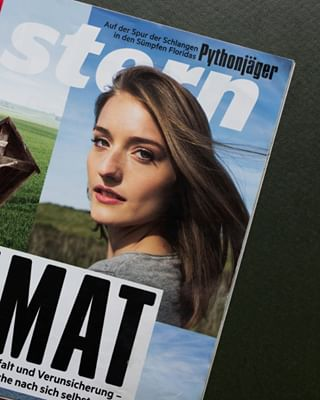 artbuyers cover editorial germangirl germanphotography germany heimat homeland instagood model natural picoftheday portrait portraitphotography stern sterncover sternmagazine titelbild