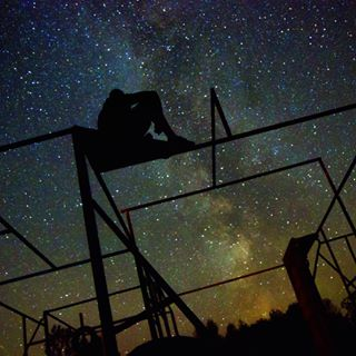 freerunning nightsky milkyway jam explore bars stars