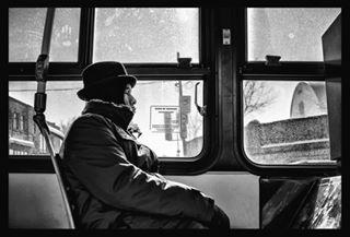 photography blackandwhite 35mm quebec portrait streetphotography nikon men bus canada montroyal march 2018 street nikond800 montreal