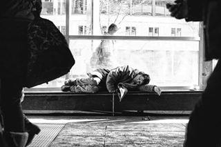 streetphotography blackandwhite photography men 2016 canada march quebec nikon 50mm metro portrait montreal nikond700 street