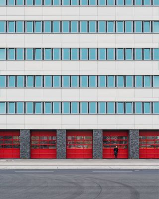 tinypeople repetitions minimalismus firedepartment
