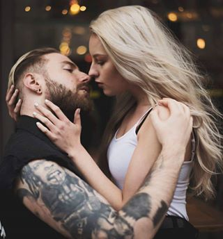 manchester models blond man photoart instamodels pircing photoshoot nikon photography outdoors face tattoostyle boken love tattoos woman
