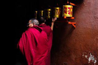 colors buddha streetphotography documentary instaphoto instadaily monk colony photographer instamoments instatravel buddhism buddhistlife holy tibetan instapeople fujinon instagram fujifilm