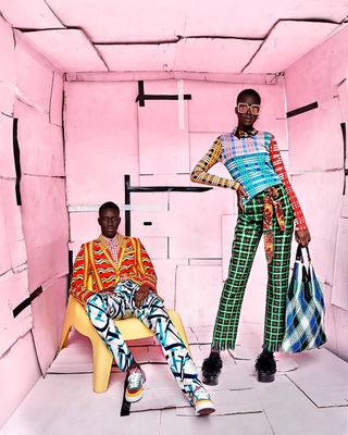 missoni staypositive africa blacklivesmatter sonya6000 Fashionprint elitemodel style creative editorial models captureone black naturalbeauty colors emotions fashioneditorial 35mm studio gambia April2020