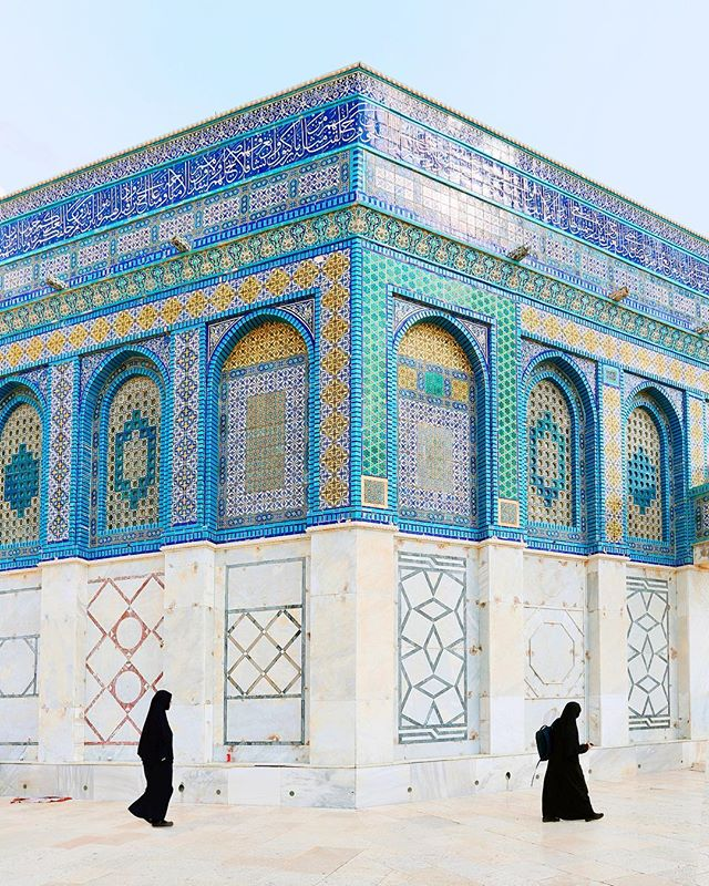 domeoftherock alaqsa jerusalem mosque
