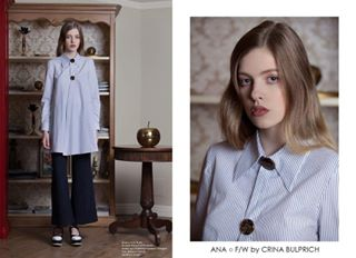 35mm collection crinabulprich fashion fashionmodel fashionphotographer liviuratiu mywork portrait womenswear
