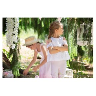 spring girl patachou kidsfashion