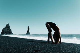 blacksand photooftheday photography dancephotography iceland