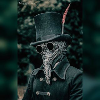 steampunkfashion cosplayphotography ukcosplay plaguedoctor photoshoot steampunk gothic cosplay