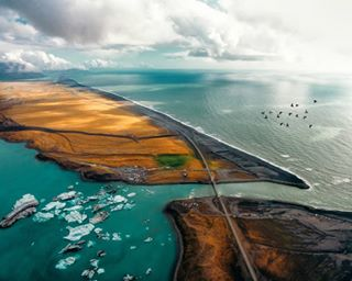 wheniniceland visualsofnature visualsofearth soft_vision ourplanetdaily mystopover moodygrams lensbible jökulsárlón ig_iceland icelandtoday icelandsecret icelandphotography icelandadvice iceland folkgreen exploretocreate eclectic_shotz droneview droneshot dronecam droneartwork droneart drone djiglobal artofvisuals aov agameoftones