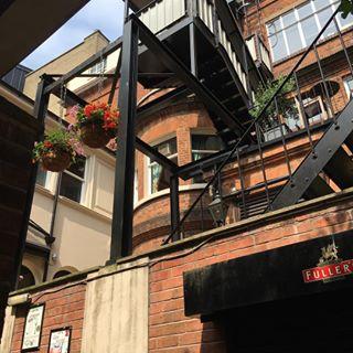 breeze shadow urbanphotography hideaways acoldone drinks pub birmingham stairs city publichouse urbanexploration