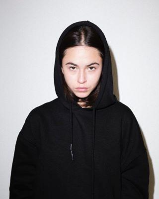 hoodie body sexy fashion girl cool shoot black 26modelsmilano model portrait